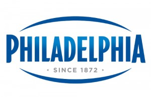 PHILADELPHIA Cream Cheese Logo.  (PRNewsFoto/PHILADELPHIA Cream Cheese)
