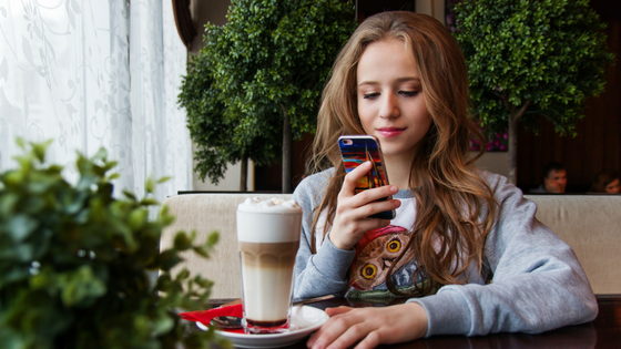 Generation Z - shopping - social media