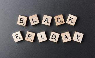Black Friday on social media