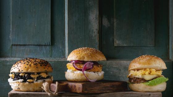 Three burgers - restaurants, pubs