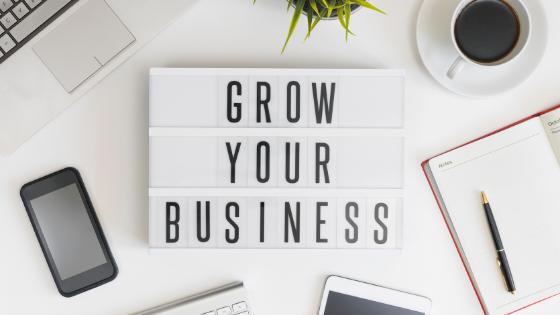 flatlay grow your business