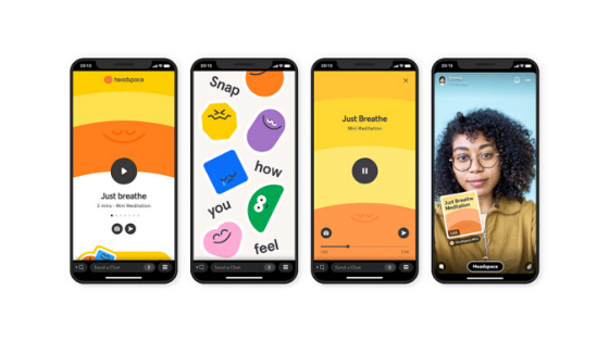 Snapchat Minis - snap minis - social media features in 2020